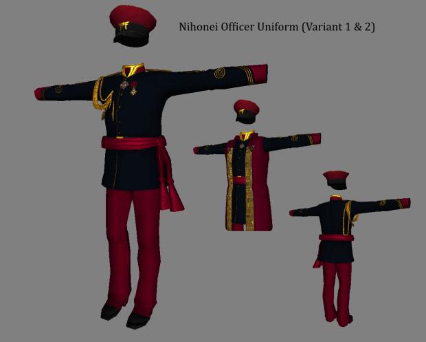 Nihonei Officer