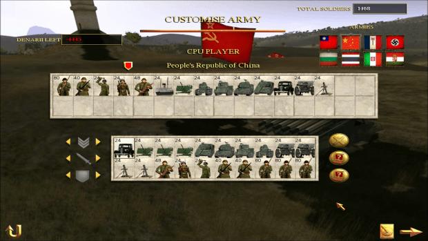 Rome Total War Barbarian Invasion Screenshot
