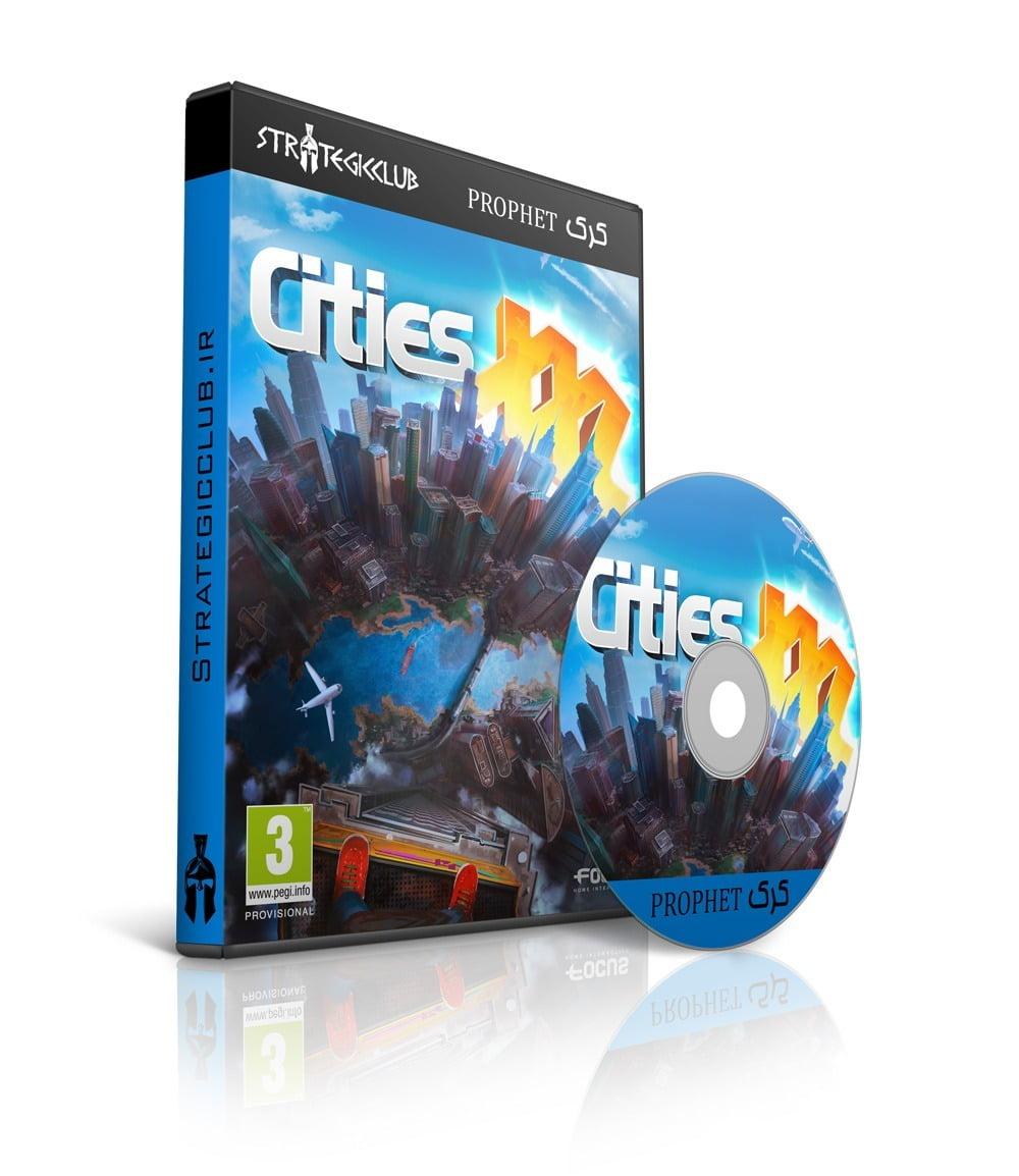 دانلود بازی Cities XXL