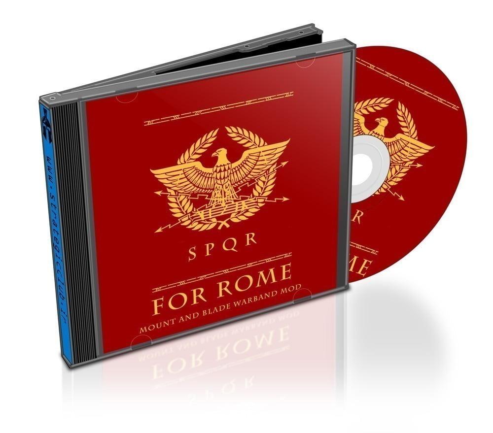 دانلود مد For Rome برای بازی Mount and Blade