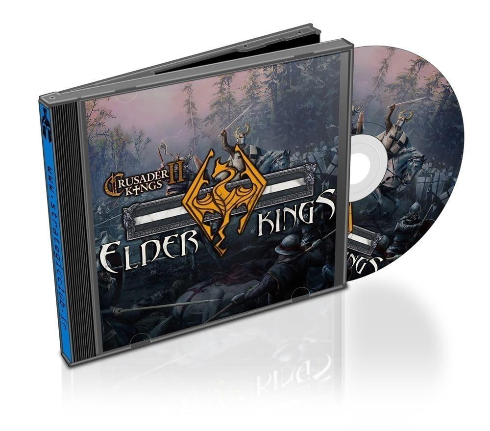 دانلود مد Elder Kings برای بازی Crusader Kings II