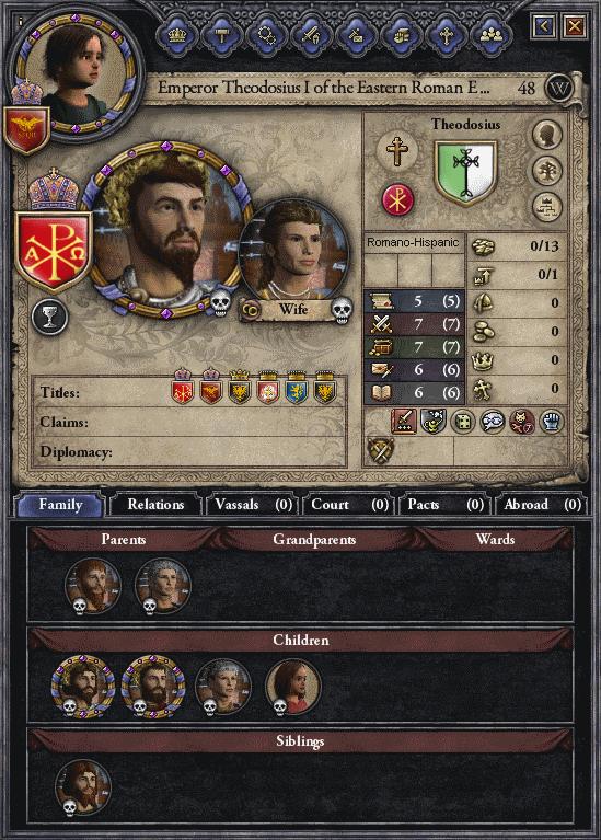 preview Theodosius