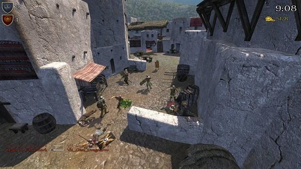 دانلود مد Mount and Gladius برای بازی Mount & Blade