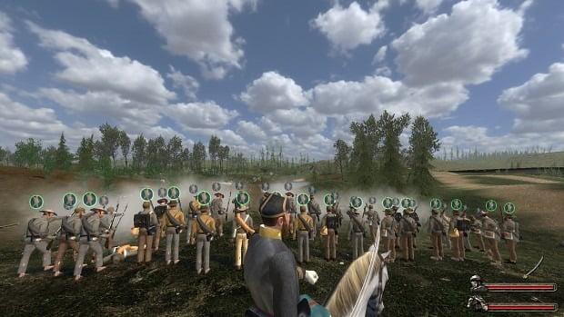 دانلود مد The American Civil War برای بازی Mount & Blade: Warband