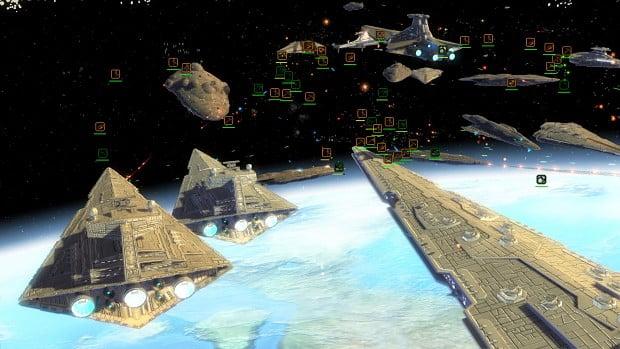 دانلود مد Thrawn's Revenge برای بازی Star Wars: Empire at War: Forces of Corruption