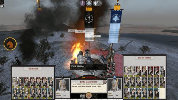 Shogun  Total War Screenshot