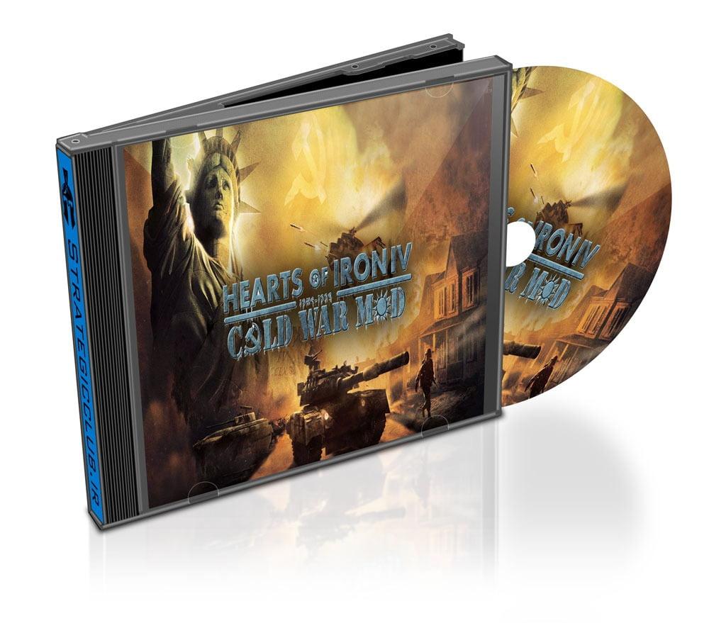 دانلود مد Cold War Mod برای بازی Hearts of Iron IV