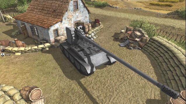 دانلود مد Tanks+ 2.0 برای بازی Men Of War Assault Squad 2