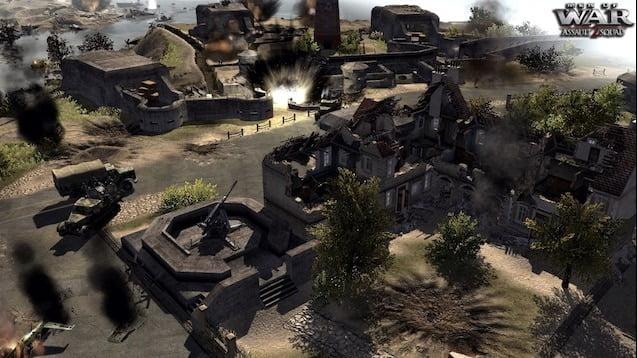 دانلود مد Faces of War Campaign برای بازی Men of War: Assault Squad 2