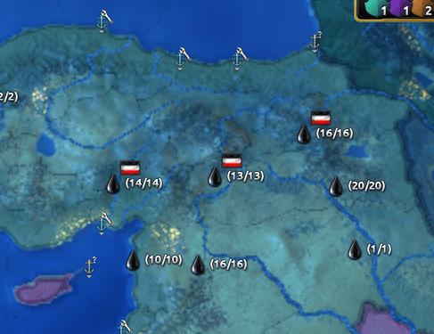 دانلود مد Ottomans Downfall برای بازی Hearts of Iron IV