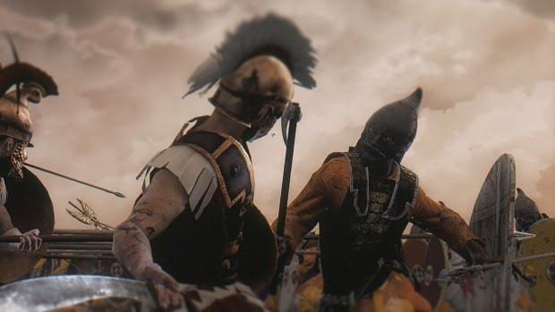 دانلود مد Surena Epic 2 برای بازی Total War: Rome II
