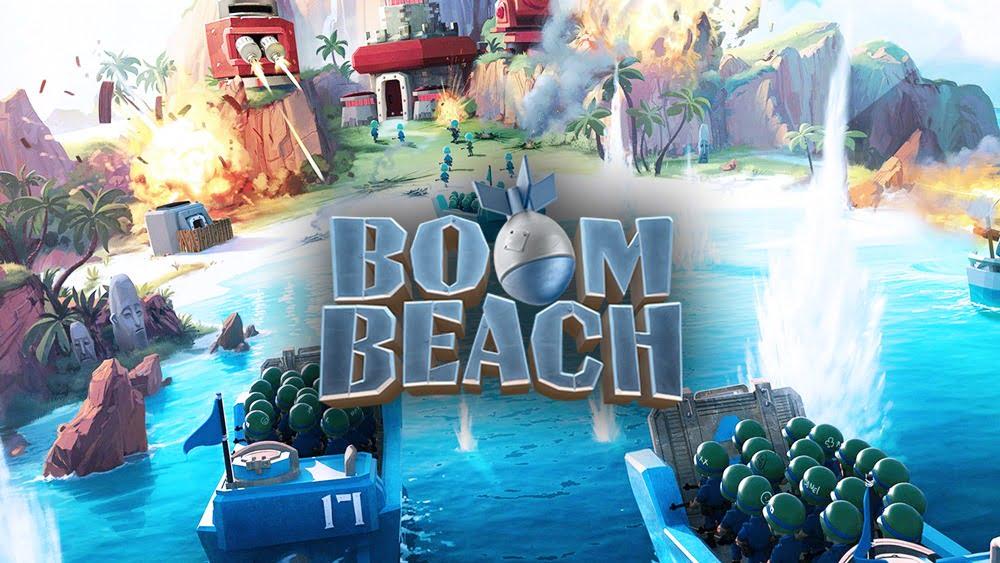 دانلود بازی موبایل Boom Beach