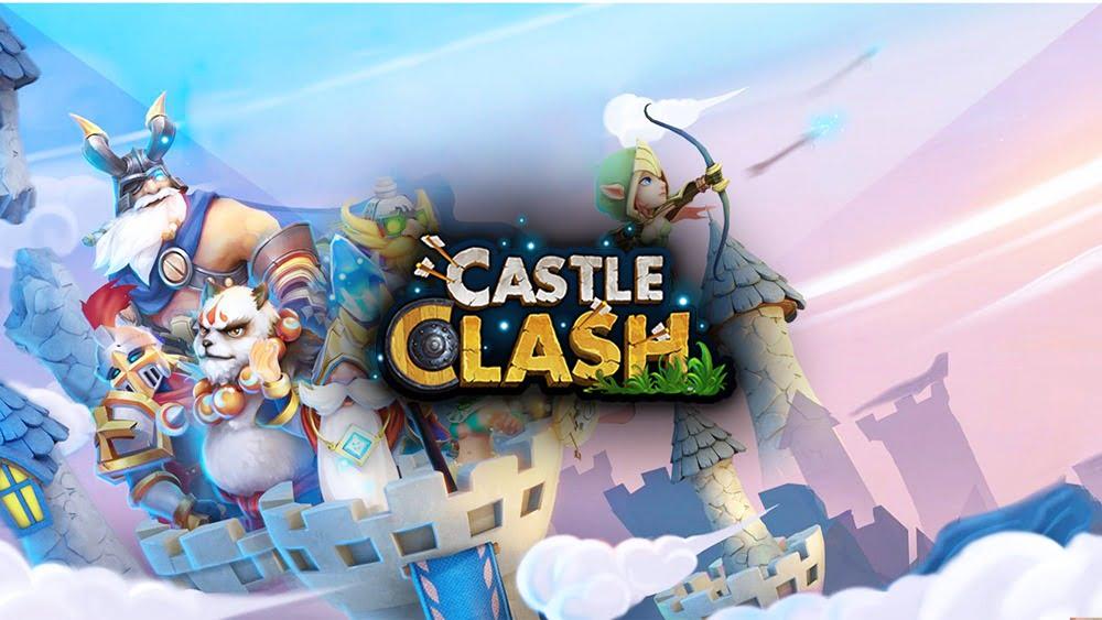 دانلود بازی موبایل Castle Clash