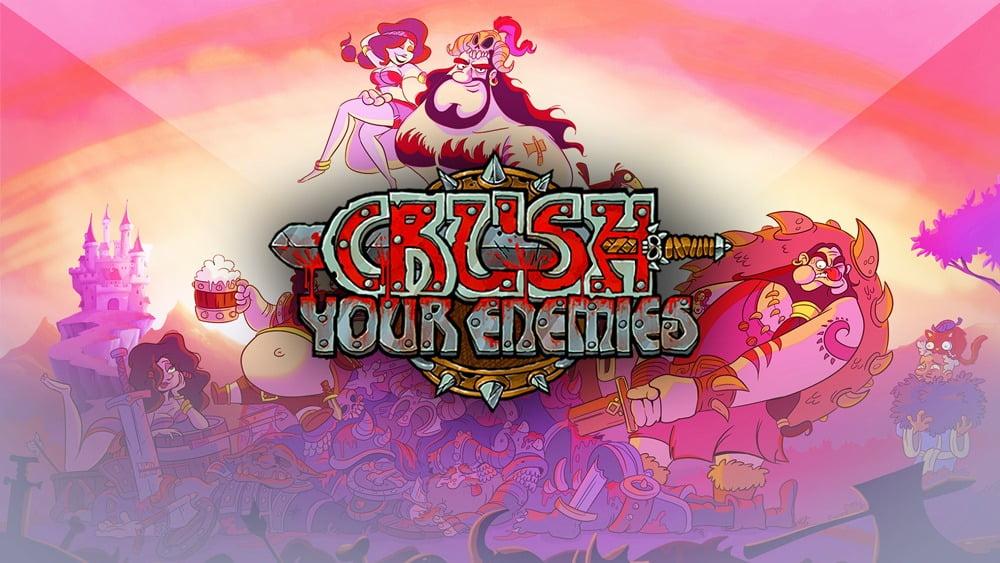 دانلود بازی موبایل Crush Your Enemies