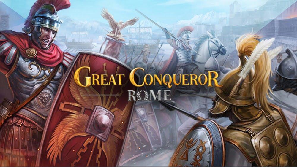 دانلود بازی موبایل Great Conqueror: Rome