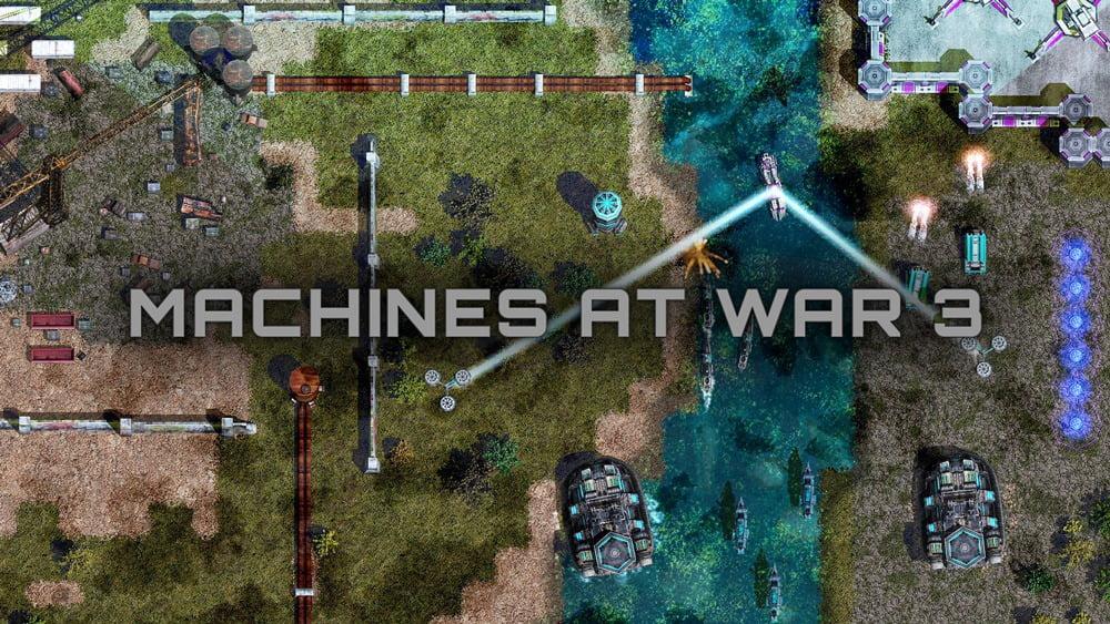 دانلود بازی موبایل Machines at War 3