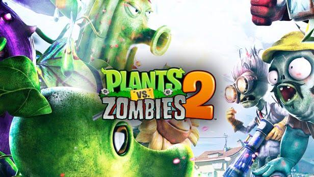 دانلود بازی موبایل Plants vs Zombies™ 2