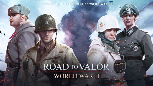 دانلود بازی موبایل Road to Valor: World War II