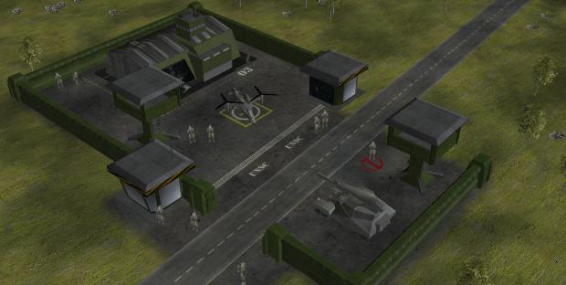 دانلود مد HALO H HOUR برای بازی C&C: Generals Zero Hour