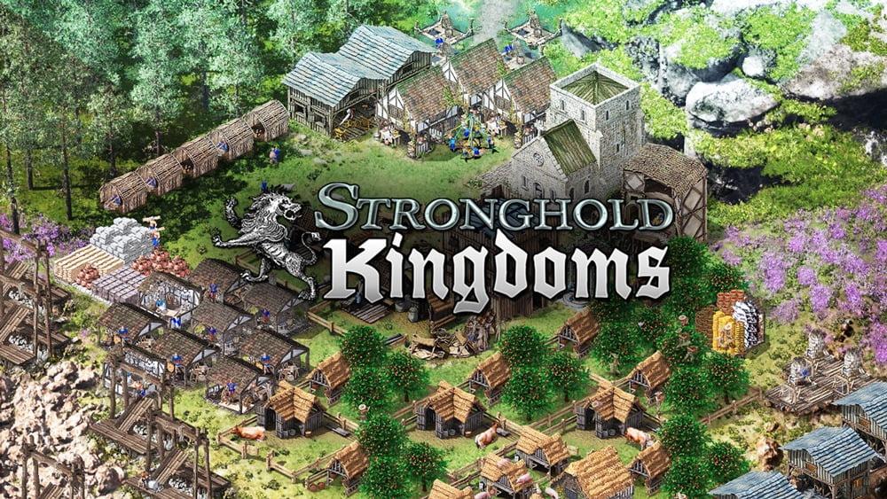 دانلود بازی موبایل Stronghold Kingdoms