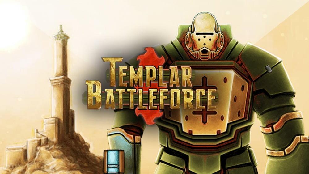 دانلود بازی موبایل Templar Battleforce