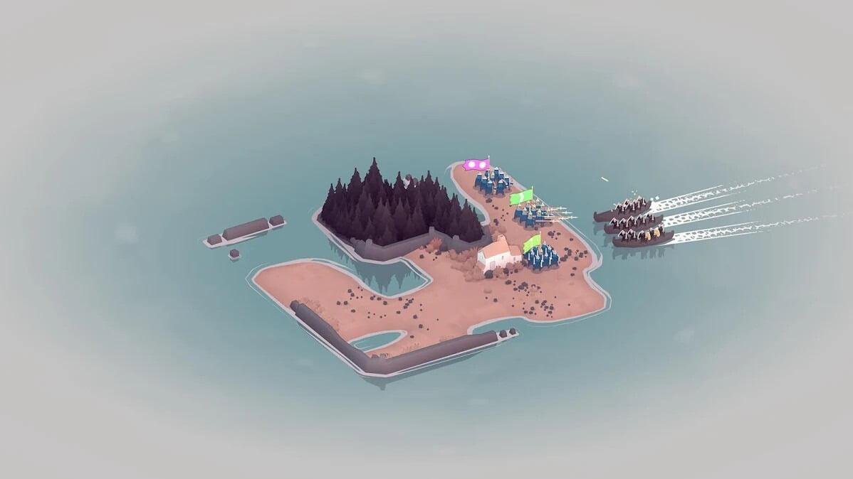 دانلود بازی موبایل Bad North