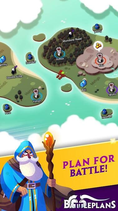 دانلود بازی موبایل Battleplans