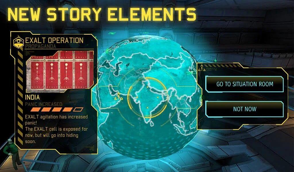 دانلود بازی موبایل XCOM®: Enemy Within