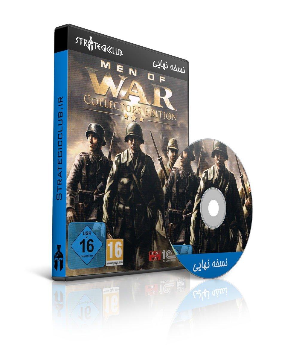 دانلود بازی Men Of War Collection