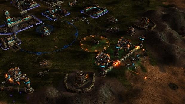 دانلود مد Deep Impact برای بازی C&C: Generals Zero Hour