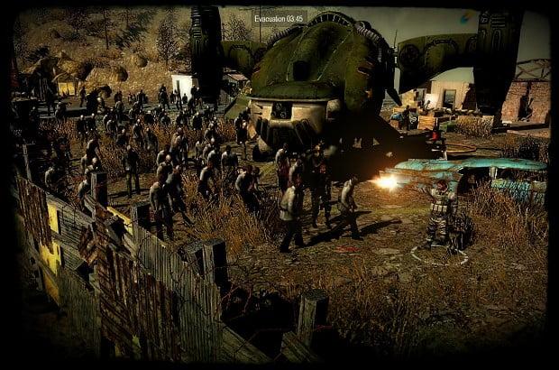 دانلود مد Resident Evil برای بازی Men of War: Assault Squad 1