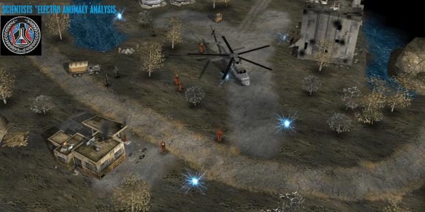 دانلود مد STALKER H HOUR برای بازی C&C: Generals Zero Hour