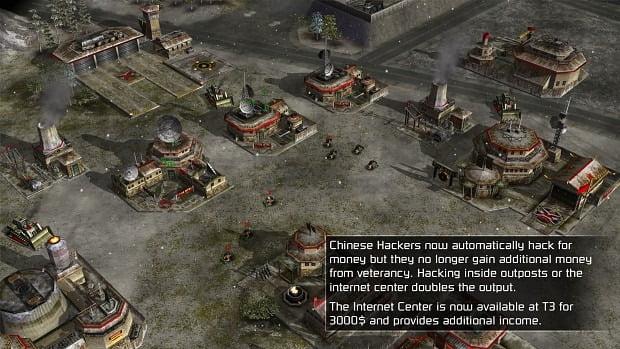 دانلود مد Operation: Firestorm برای بازی C&C: Generals Zero Hour