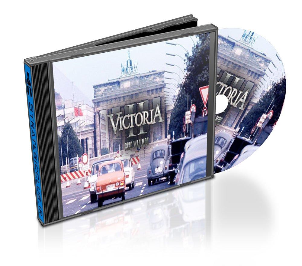 دانلود مد Cold War Enhancement برای بازی Victoria II