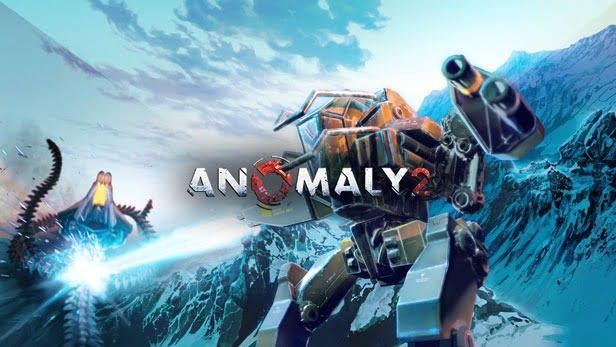 دانلود بازی موبایل Anomaly 2