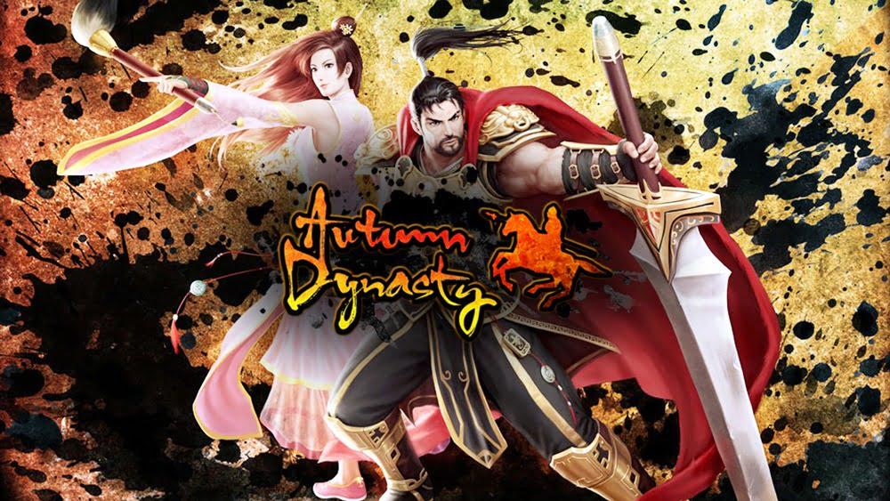دانلود بازی موبایل Autumn Dynasty