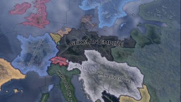 دانلود مد The Coming Storm برای بازی Hearts of Iron IV