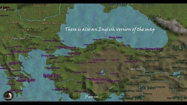 دانلود مد Eastern Europe 905 برای بازی Mount and Blade