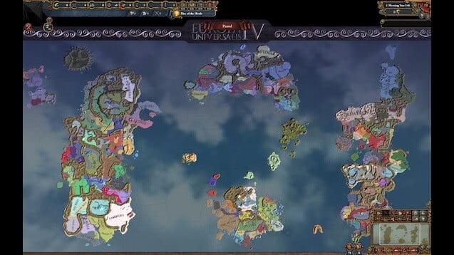 دانلود مد World of Warcraft برای بازی Europa Universalis IV