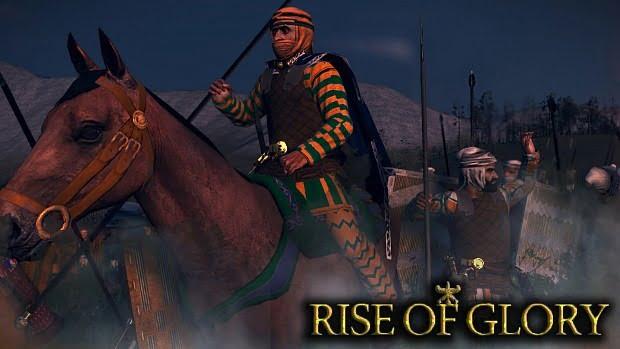 دانلود مد Rise Of Glory برای بازی Total War: Rome II