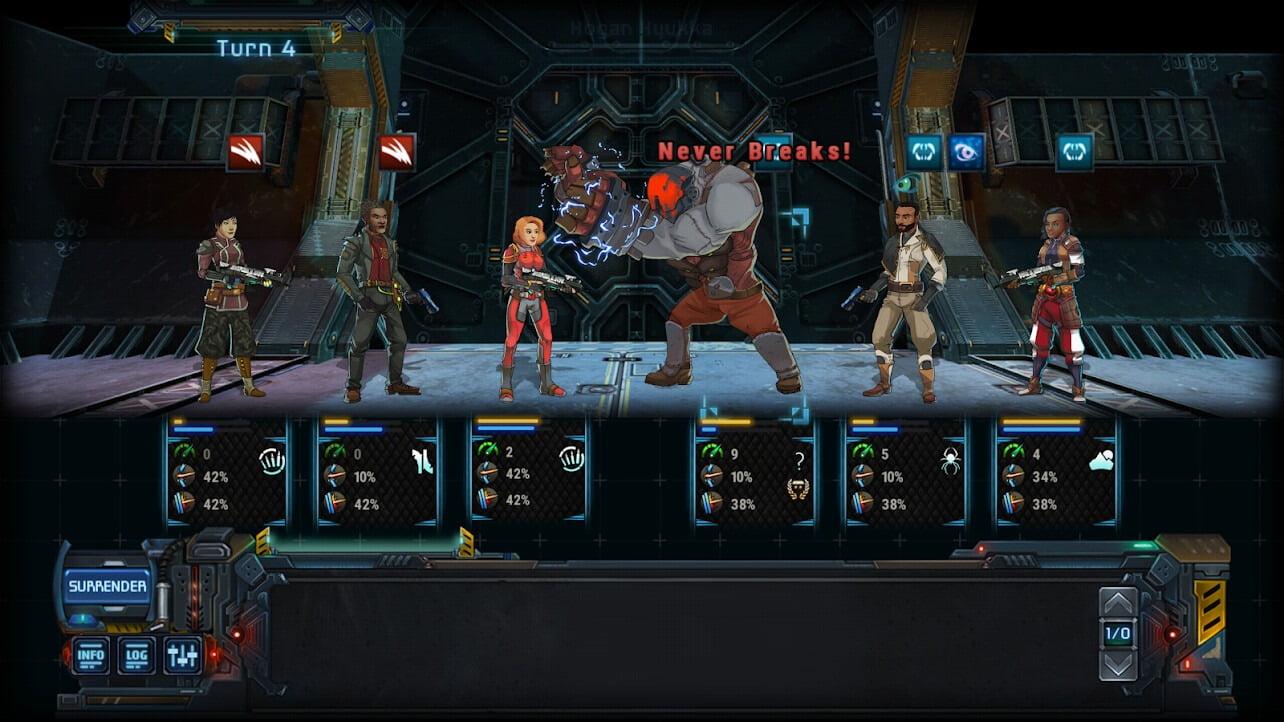 دانلود بازی موبایل Star Traders: Frontiers