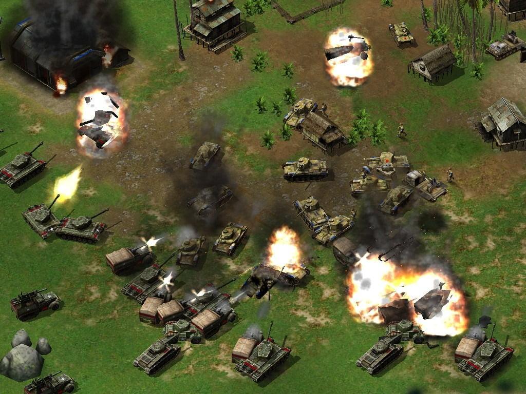 گرافیک موجود در بازی بسیار خوب است به خصوص انفجارها، واقعاً عالیست