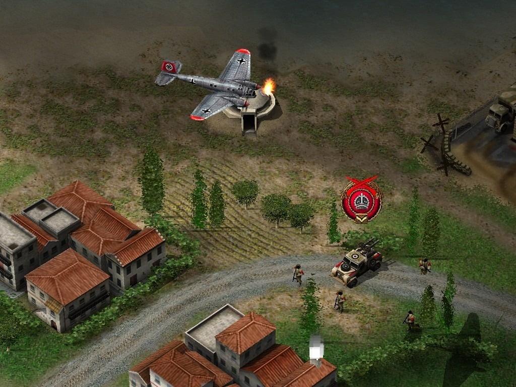 ضد هواییها در طی حمله میتوانند توسط نیروهای دشمن آسیب ببینند ، بنابراین مراقب باشید