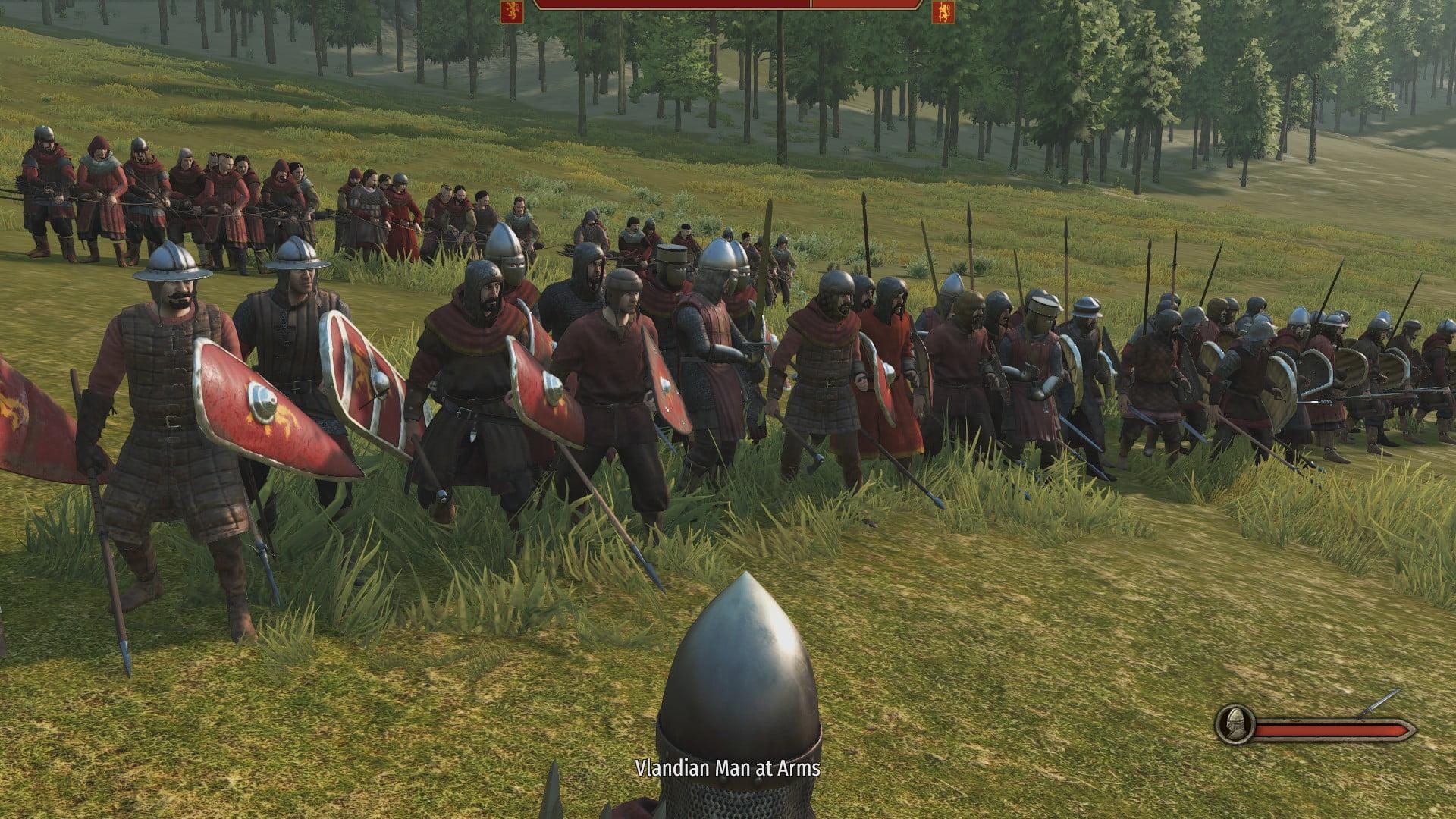 دانلود مد Vlandia Troops Redone برای بازی Mount And Blade II