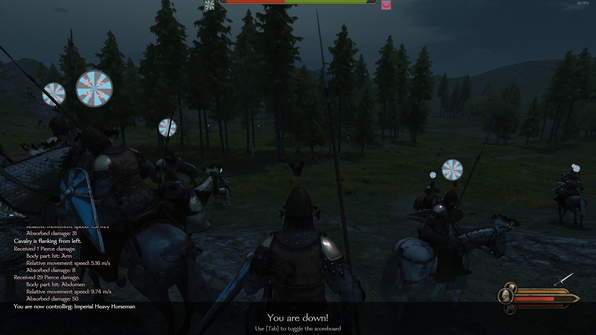 دانلود مد Control Your Allies After Death برای بازی Mount And Blade II