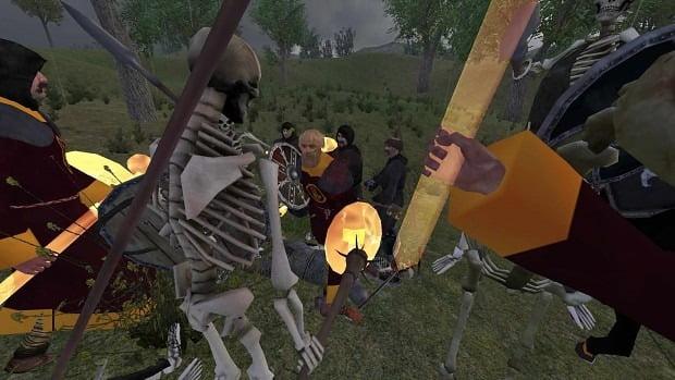 دانلود مد Legacy of the Dragon برای بازی Mount and Blade