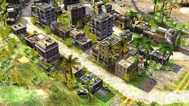 دانلود مد Crash of War برای بازی C&C: Generals Zero Hour