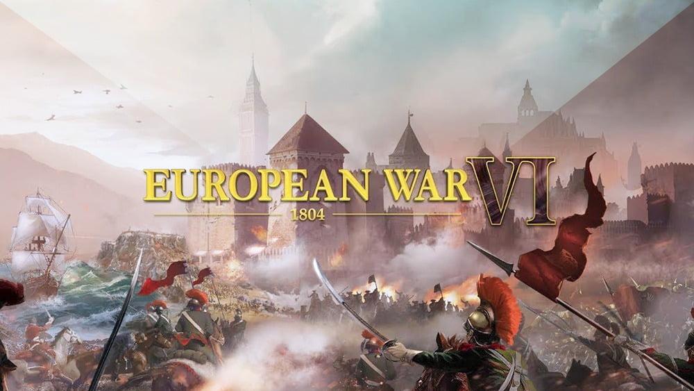 دانلود بازی موبایل European War 6: 1804