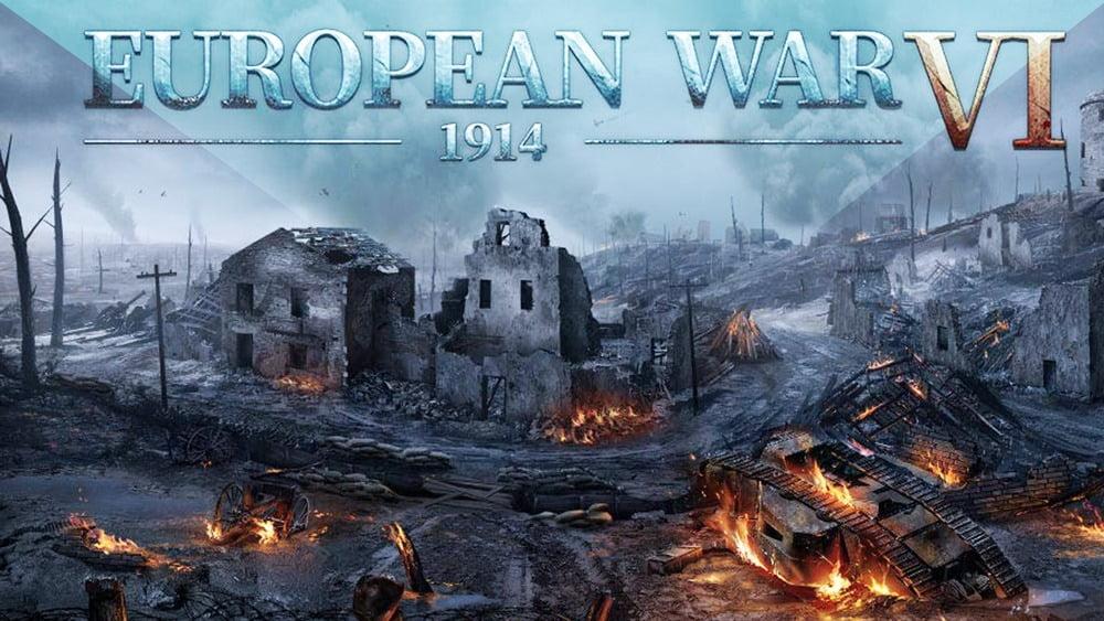 دانلود بازی موبایل European War 6: 1914