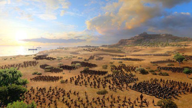 هر چیزی که تاکنون درباره ی بازی Total war saga: Troy میدانیم